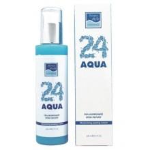 Крем-скраб увлажняющий Аква 24, Beauty Style