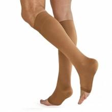 Чулки компрессионные «Польза» ниже колена (без мыска, I кл. компрессии)