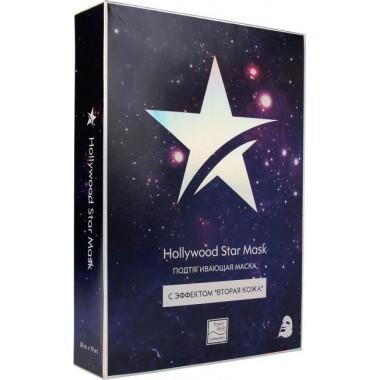 """Маска Beauty Style подтягивающая """"Hollywood Star Mask"""", с эффектом вторая кожа, 30 гр"""