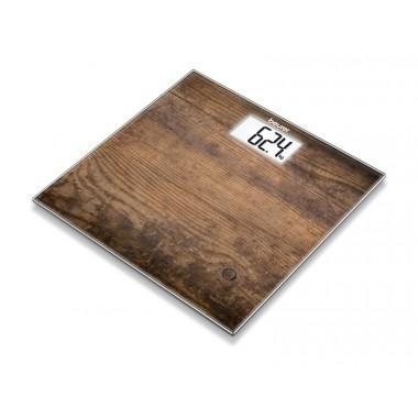 Весы стеклянные Beurer GS 203 Wood