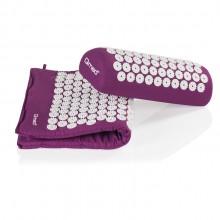 Коврик аккупунктурный массажный с подушкой Acupressure Set