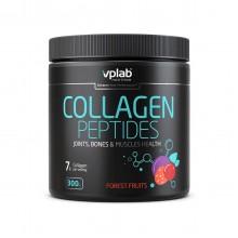 Биологически активная добавка VP Коллаген Пептид / 300г / вкус лесные фрукты