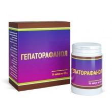Гепаторафанол капсулы, БАД