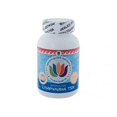 Спирулина / Spirulina 60 капсул