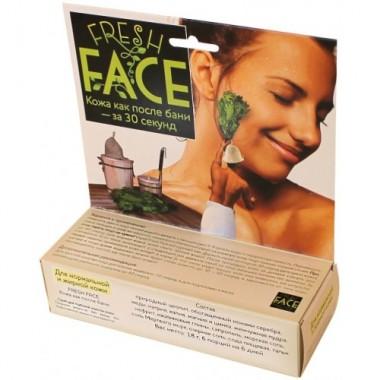 """Скраб """"Fresh Face"""" для глубокой очистки кожи, 6 порций, 18г"""