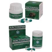 Кастокрин (Бобровая струя) -28 капсул.