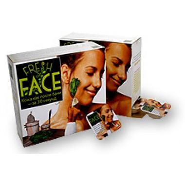 """Скраб """"fresh face"""" для """"сухой и комбинированной кожи"""", 72г, 24 порции"""