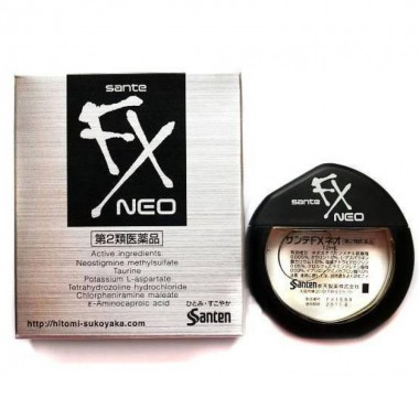 Капли глазные Sante FX Neo