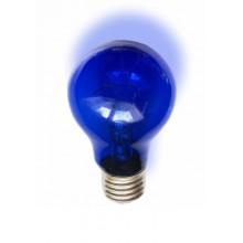 Лампа накаливания вольфрамовая СИНЯЯ Favor