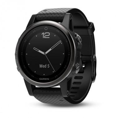 Спортивные GPS часы Garmin Fenix 5s Sapphire