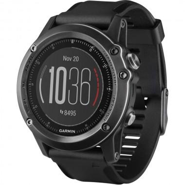 Спортивные GPS часы Garmin Fenix 3 HR