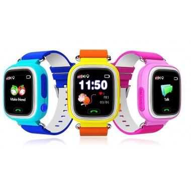Детские GPS часы Q80