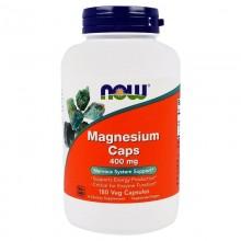 Биологически активная добавка Now Foods Magnesium 400мг / 180 капс
