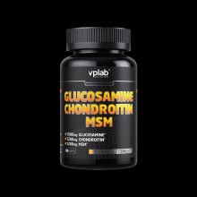 Биологически активная добавка VP Глюкозамин Хондроитин МСМ / 90таб