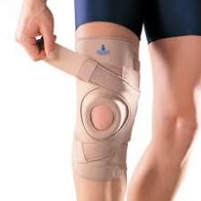 Ортез коленный с боковыми шинами Oppo 1033 (средняя степень фиксации)