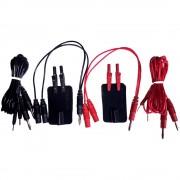 Комплект токоподводов аппарата Элфор-проф (с резиновыми электродами)