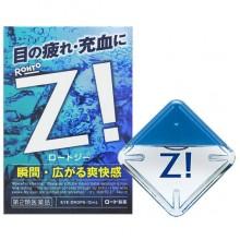 Японские глазные капли Rohto Z! Pro