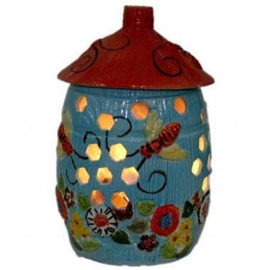 Солевая лампа «Улей»