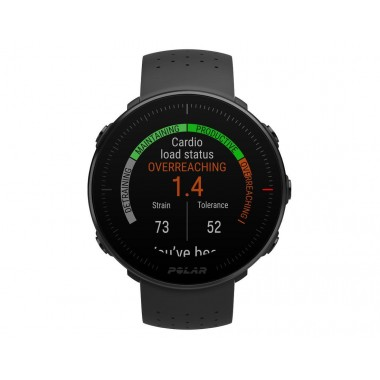 Мультиспортивные часы Polar Vantage M (Black) M/L