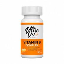УльтраВит Витамин Б комплекс / 90 капс   22,95